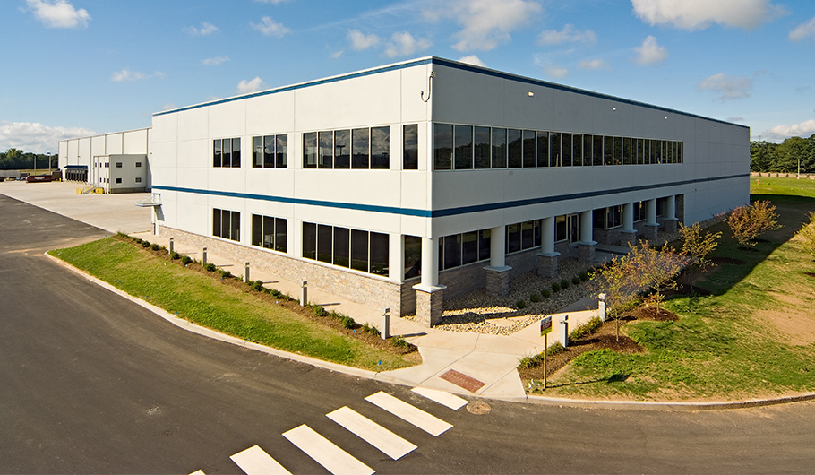 Burris Refrigerated Logistics - Rocky Hill