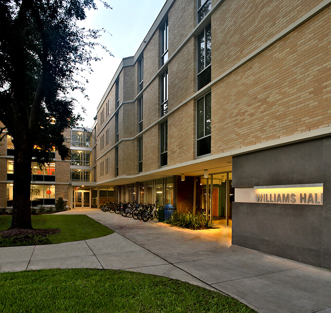 JU Williams Hall Stellar 1