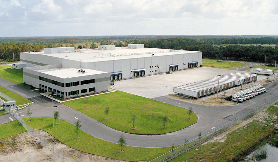 Burris Refrigerated Logistics - Orlando