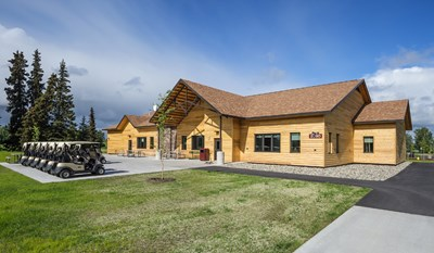 Chena Bend Summer/Winter Activity Center