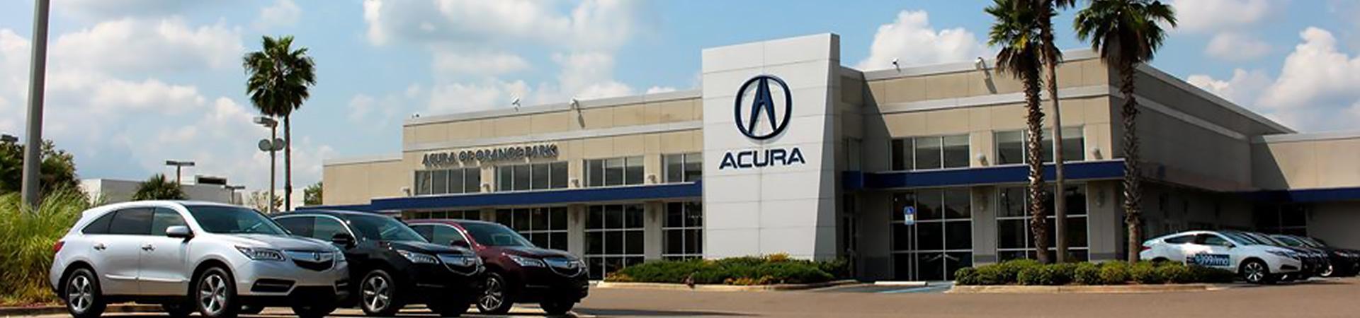 Auto Dealership Construction Project Acura Of Orange Park